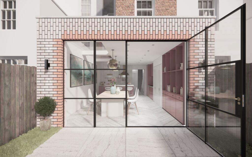 Wimbledon Architecture Home Extension