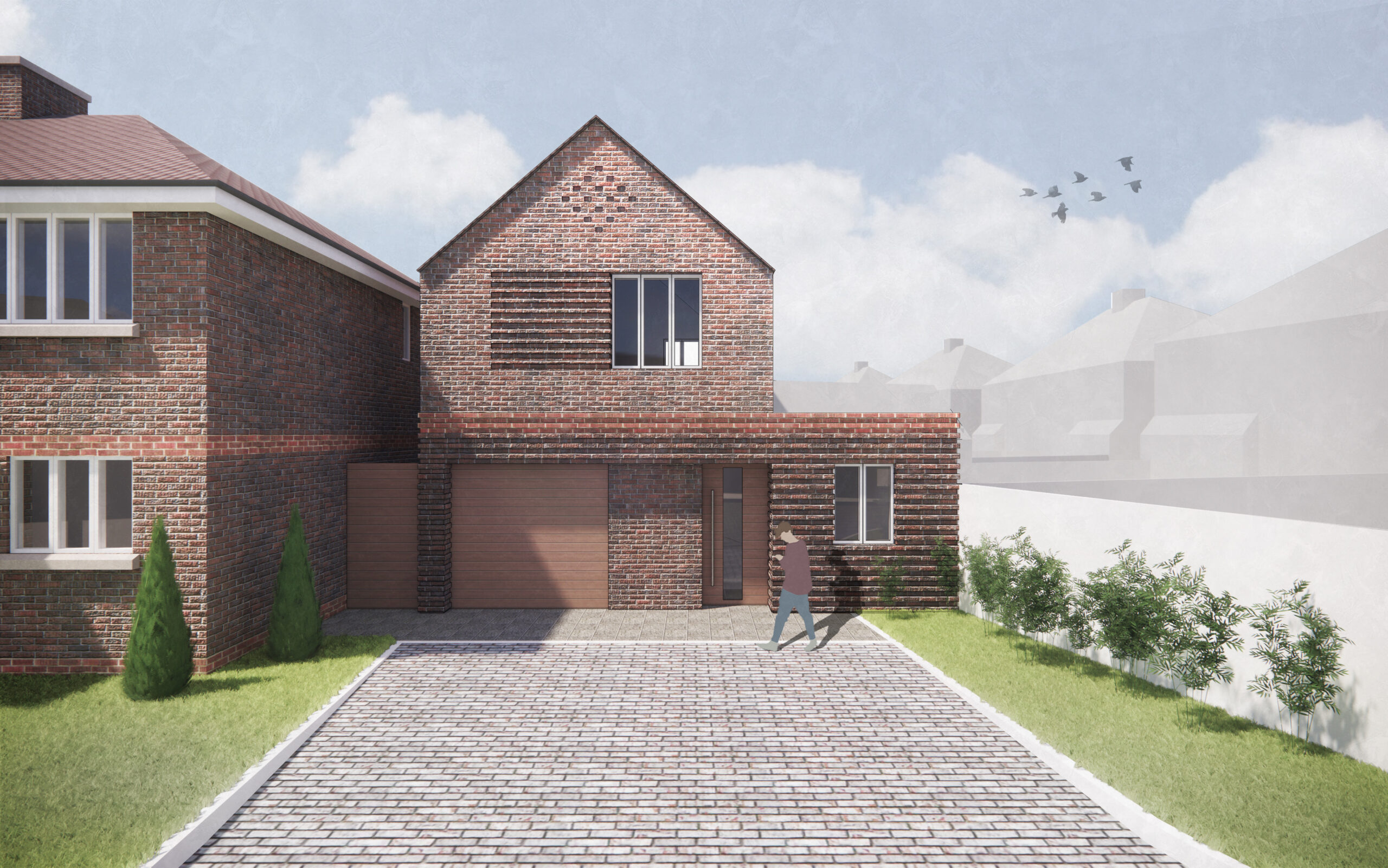 Newbuild 3 Bed House, NW7 London