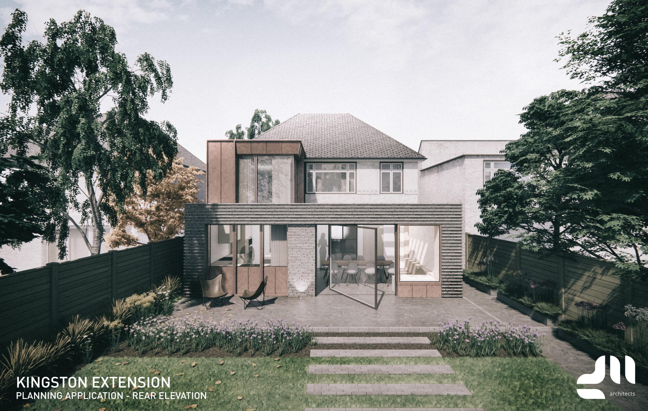 Modern Two Storey Extension, Kingston, London SE15