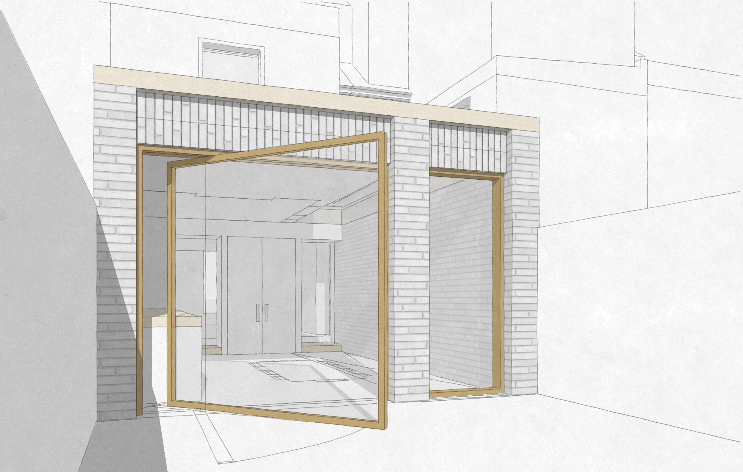 Single Storey Extension, Streatham, London SW16